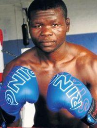 Christopher Buthelezi boxer