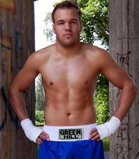 Mario Jassmann boxer
