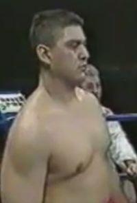 Marcos Gonzalez boxer