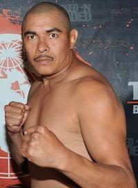 Sergio Perez boxer