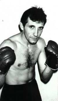 Carlos Gabriel Salazar boxer