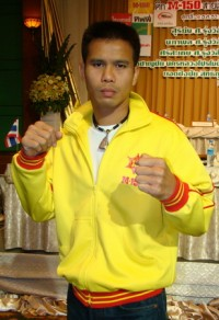 Namchai Saru boxer