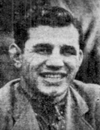 Tony Roccaforte boxer