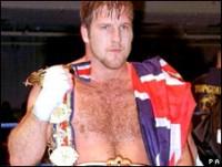 Scott Welch boxer