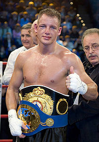 Thomas Ulrich boxer