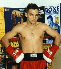 Branko Sobot boxer