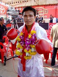 Boonsai Sangsurat boxer