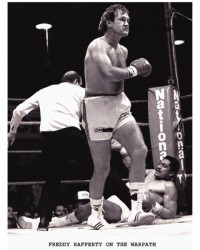 Freddie Rafferty boxer