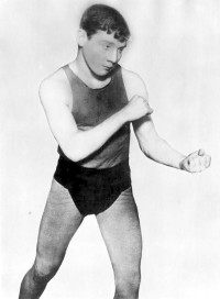 Billy Marchant boxer