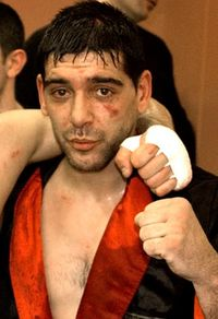 Miguel Angel Pena boxer