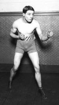 Ercole de Balzac boxer