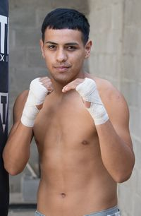 Daniel Lugo boxer