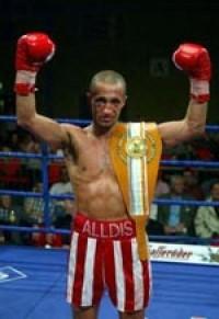 Michael Alldis boxer