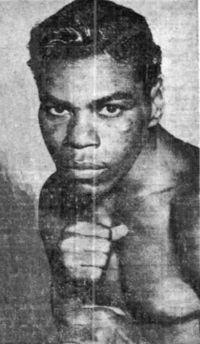 Chuck Cureton boxer
