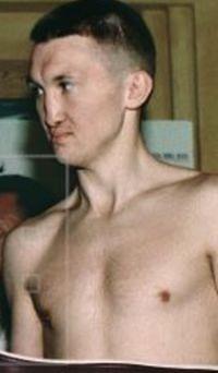 Igor Gerasimov boxer