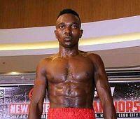 Goodluck Mrema boxer