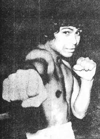 Cornelio Vega boxer