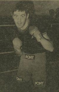 Inaki Gorostidi boxer