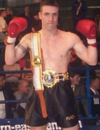 David Starie boxer