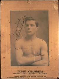 Eddie Chambers boxer