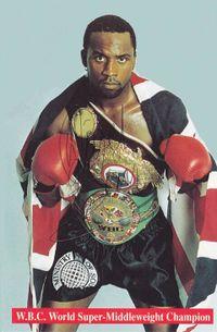 Nigel Benn boxer