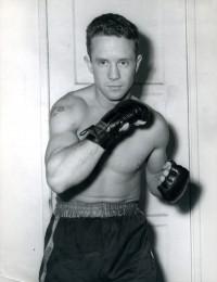 Jackie McCoy boxer