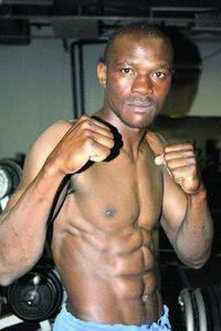 Kaizer Mabuza boxer