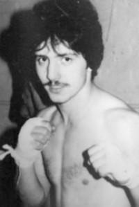 Graeme Ahmed boxer