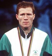 Michael Carruth boxer