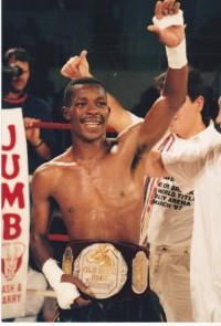 Andrew Matabola boxer
