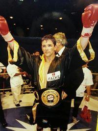 Gary Murray boxer