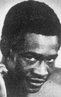 Eddie Davis boxer