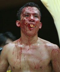 Everardo Morales boxer
