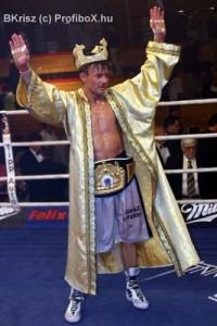 Laszlo Bognar boxer