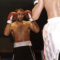 Jozef Kubovsky boxer