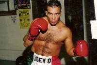 Joey DeGrandis boxer