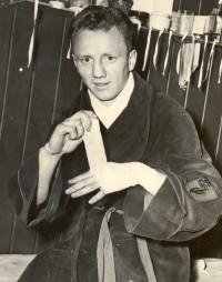 Bud Christman boxer