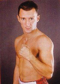 Istvan Kovacs boxer