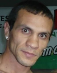 Israel Hector Enrique Perez boxer
