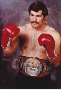 Harold Volbrecht boxer