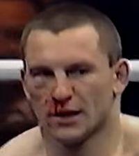 Alben Belinski boxer