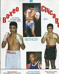 Leonard Townsend boxer