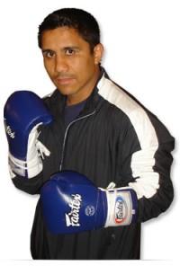 Jose Victor Burgos boxer