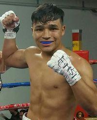 Jesus Antonio Perez Campos boxer
