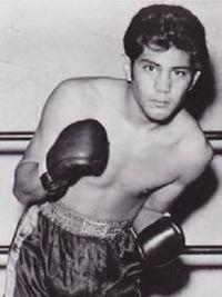 Pete Vital boxer