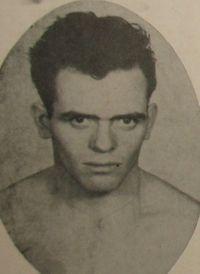 Joey Donovan boxer