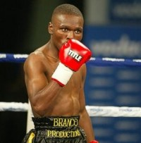 Patrick Malinga boxer