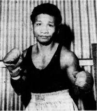 Bonnie Espinosa boxer