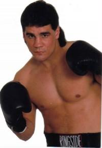 Dicky Ryan boxer