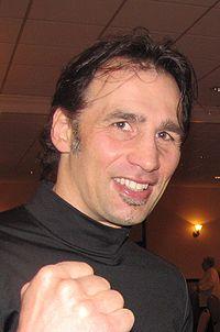 Rich LaMontagne boxer